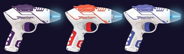 SplashLight – the watergun that turns your water fights into a laser light show
