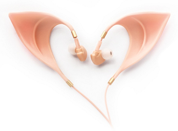 Elf Ear Headphones – be your most magical with your earbuds in