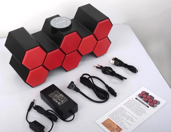 honeycomb-sound-parts