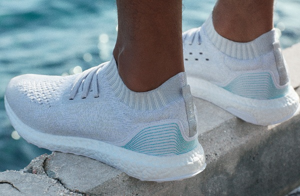 UltraBoost Uncaged Parley – these sneakers are made out of trash