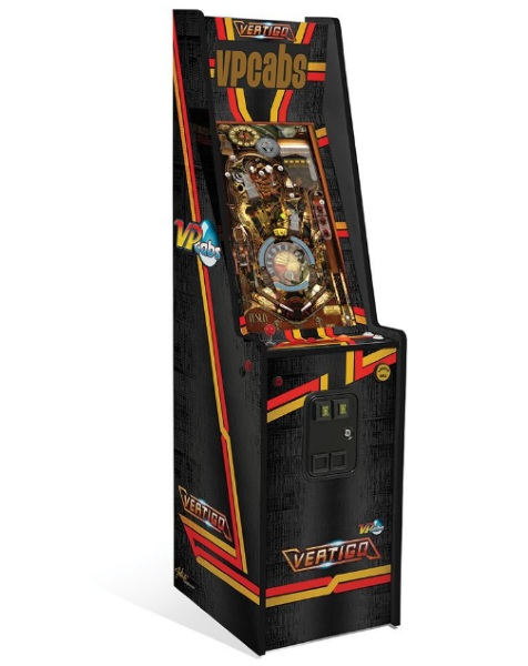 Virtual 60-Game Pinball Arcade – all the pinball you could ever want in one place