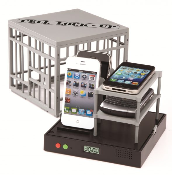 Cell Phone Lock Up – put your smartphone in a time out