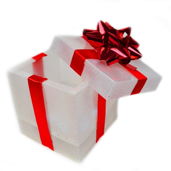 Light up Gift Boxes – make your gift memorable, even if the gift is forgettable
