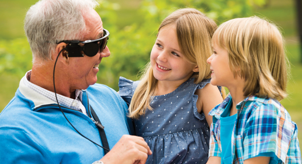 patients Bionic Eye Implants – not as cool as science fiction but still spectacular