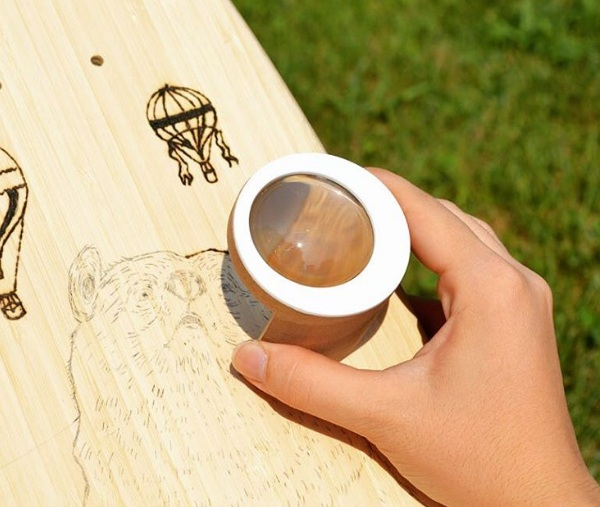 Febo – make art with the power of the sun