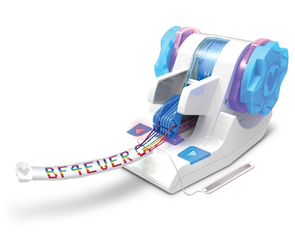 Digiloom – this loom makes the best friendship bracelets