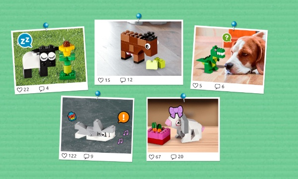 LEGO Life – a totally positive social media site for kids