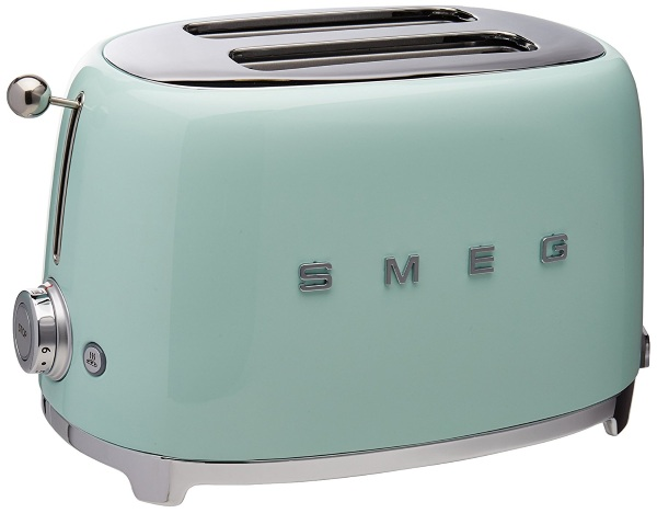 Smeg 2 Slice Toaster – you would def scrap this in Fallout 4