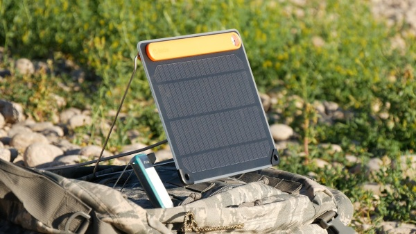 SolarPanel 5+ – this solar charger will keep your devices going on all your outdoor adventures