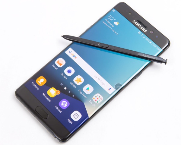 Galaxy Note 7 – Samsung is rolling out the final kill