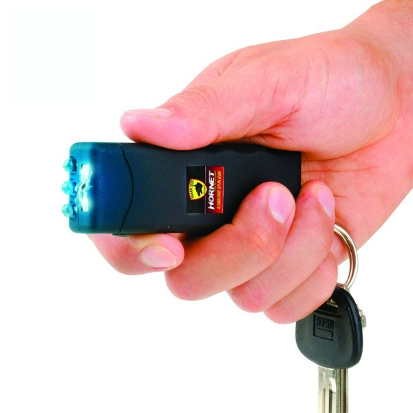 Hornet Keychain Stun Gun – keep this in your pocket for some extra protection