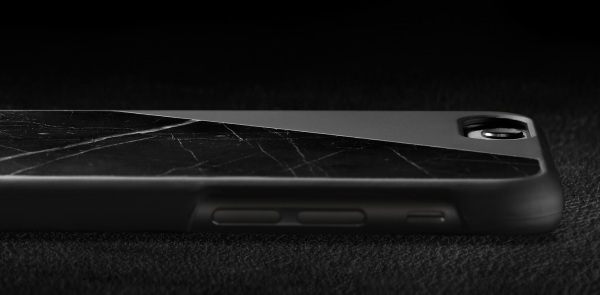CLIC Marble – cover your iPhone with stone