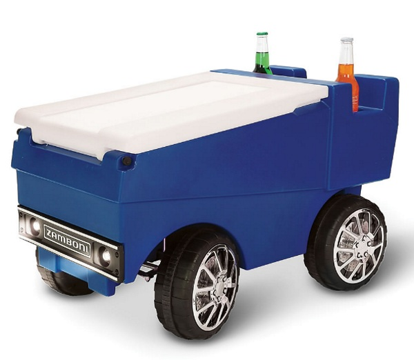RC Zamboni Cooler – this will smooth over any party awkwardness