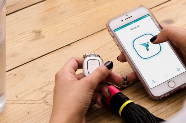 Revolar Instinct – this wearable will let your loved ones know you need help