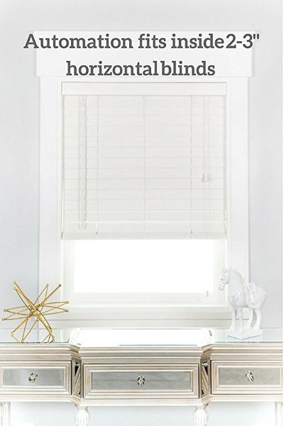 MySmartBlinds – open your windows without the work (some exclusions apply)
