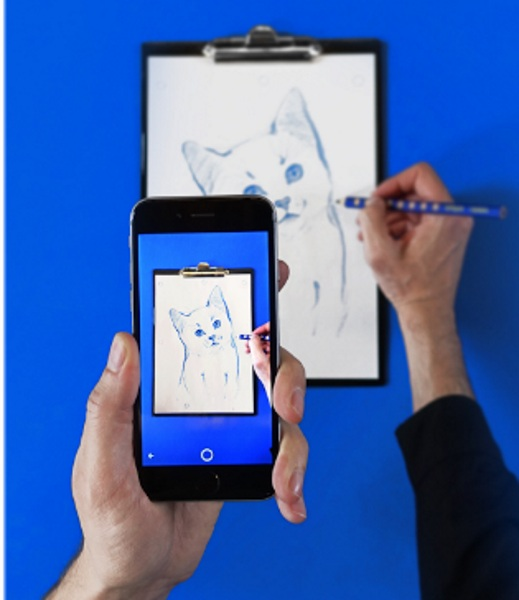 SketchAR – get perfect art with this app