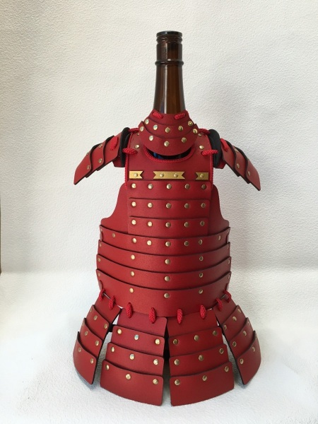 Samurai Armor for Small Pets – release the dogs (and cats) of war