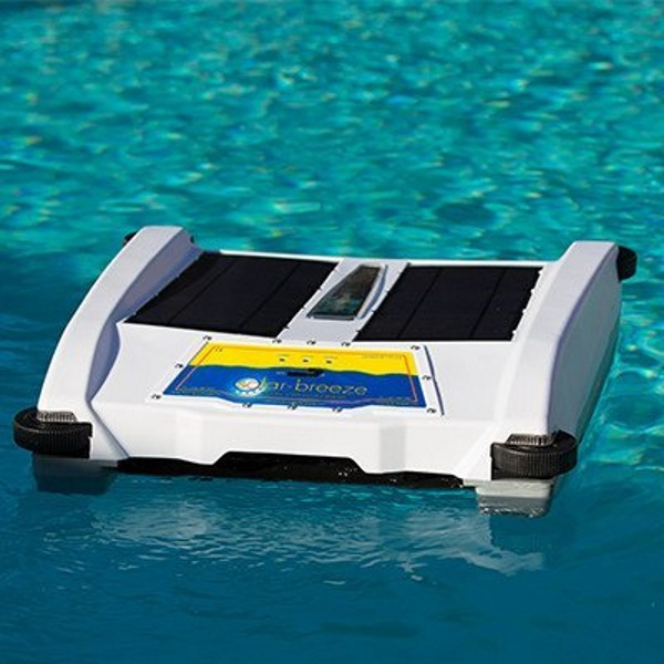 Solar Breeze NX – the Roomba for your pool