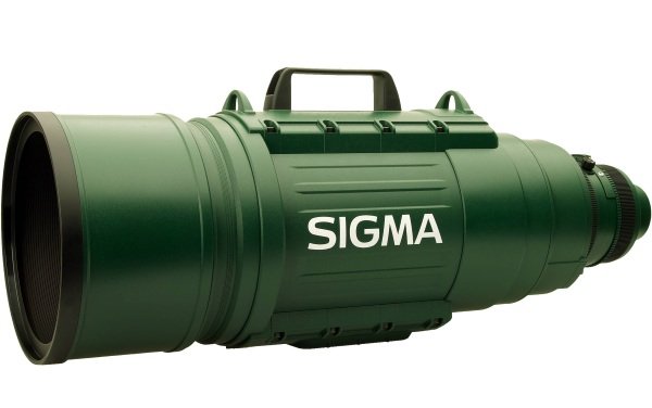 Sigma 200-500mm Autofocus Lens – the tank of lenses