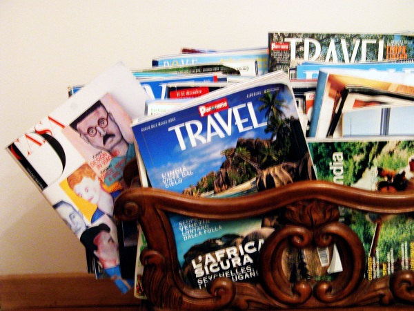 Issu – explore the world of magazines and more