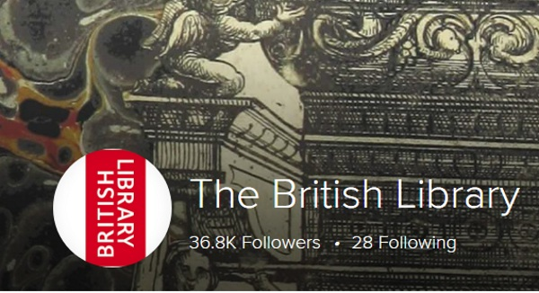 British Library's Image Collection – check out this jumbo image resource