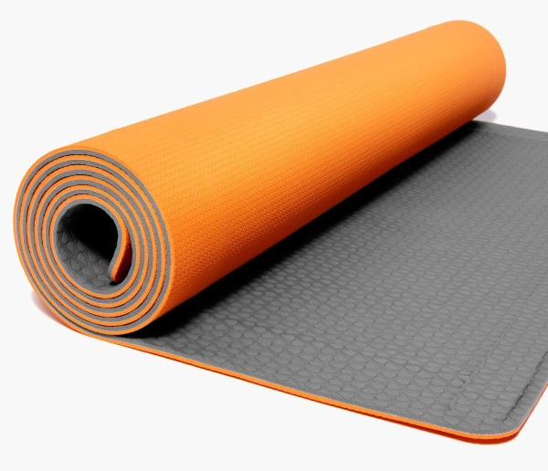 YoYo Mat – the slap bracelet of fitness mats