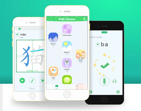 HelloChinese – learn Mandarin with this fun app