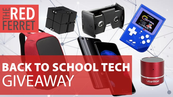 Very Cool and Weird Back to School Tech! + GIVEAWAY [REVIEW]