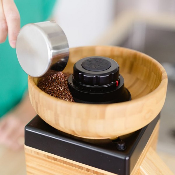 Harvest Grain Mill – grind your own grains, right in your kitchen