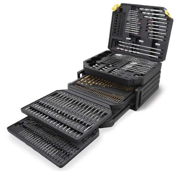 A Bit for Every Occasion – every drill bit you could ever need is in this case