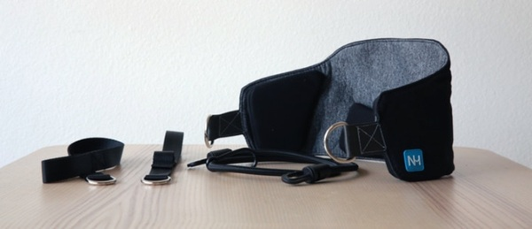 Neck Hammock – give your neck a little break with this contraption