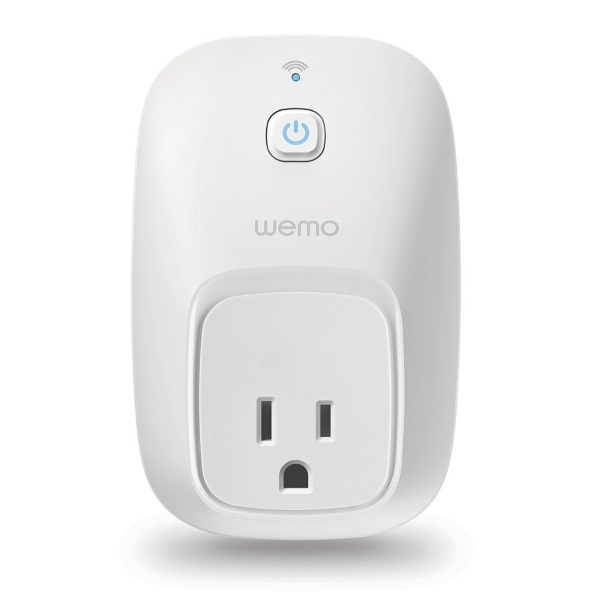 WeMo Switch Smart Plug – simple smart home integration