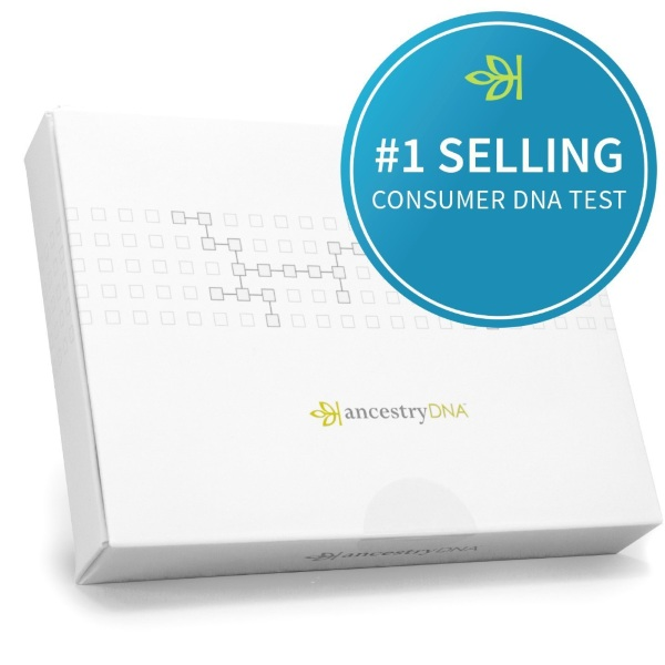 Ancestry DNA – get your genetic history laid out for you with this DIY kit
