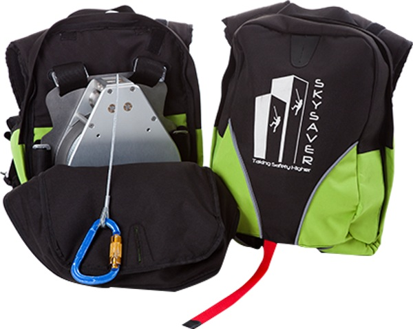 SlySaver – the backpack that may save your life