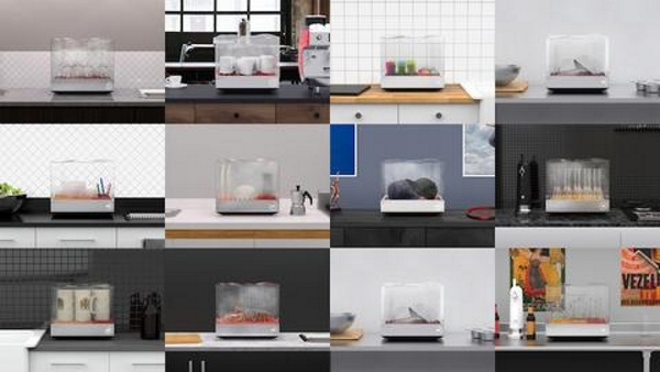 Tetra – the countertop dishwasher of your dreams