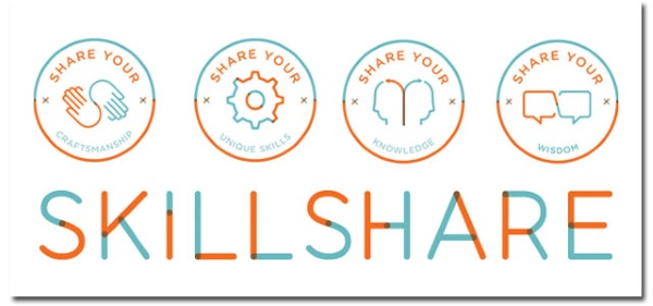 Skillshare – more than just arts and crafts