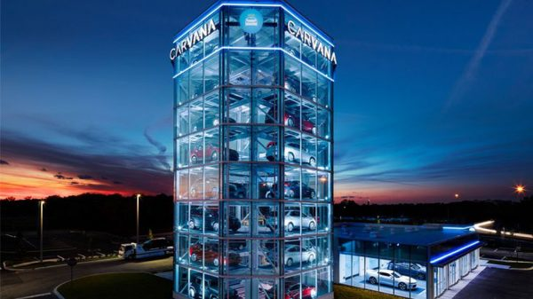 Carvana – the car vending machine