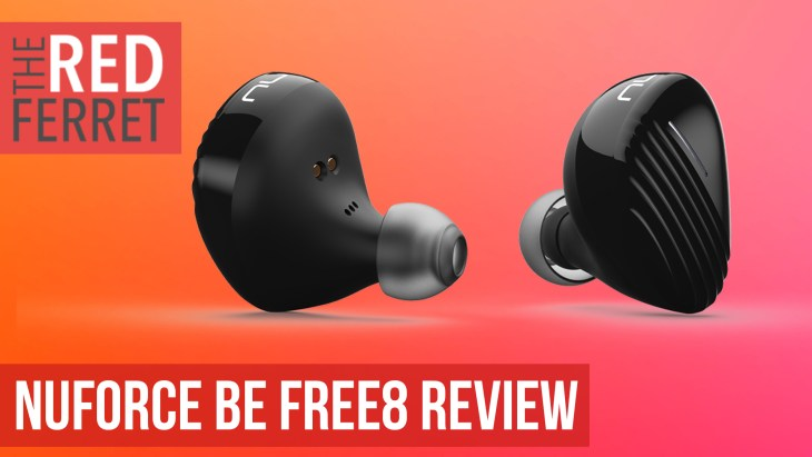 Optoma NuForce BE Free8 – The Almost Perfect Earbuds… [REVIEW]