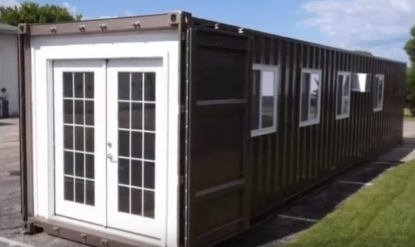 MODS 40 Foot Tiny Home – get a house and everything for it from the same site