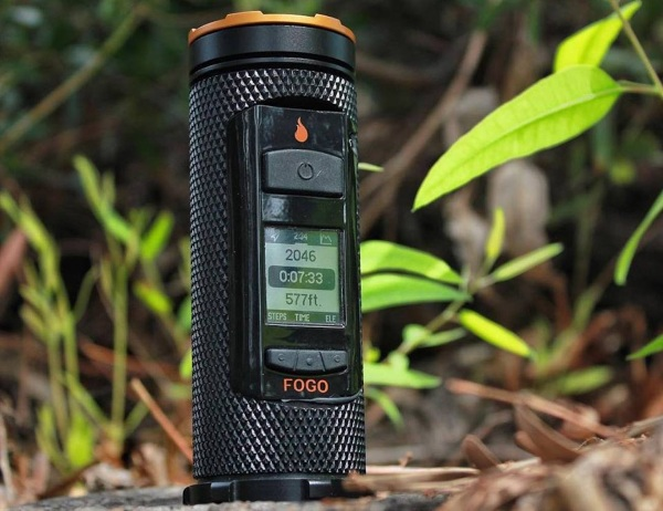 FOGO – the smarter flashlight