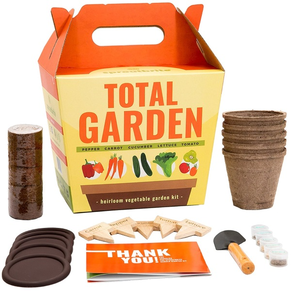 Total Garden – the perfect starter kit for stretching your green thumb