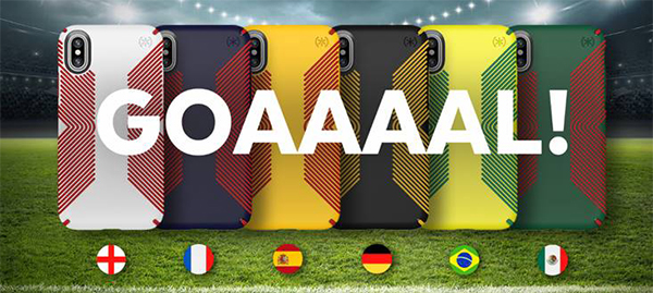 Support Your Country with these World Cup iPhone Cases! [REVIEW]