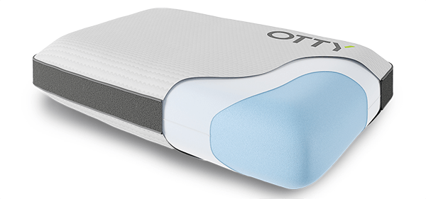Otty Pillow – The BEST Pillow I've Ever Used! [REVIEW]