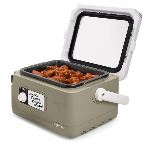 Nomad – the crockpot that goes anywhere with you