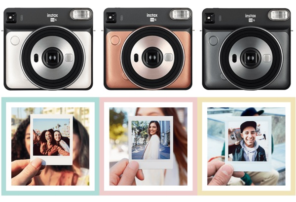 Fujifilm Instax SQ6 – like Instagram but more retro