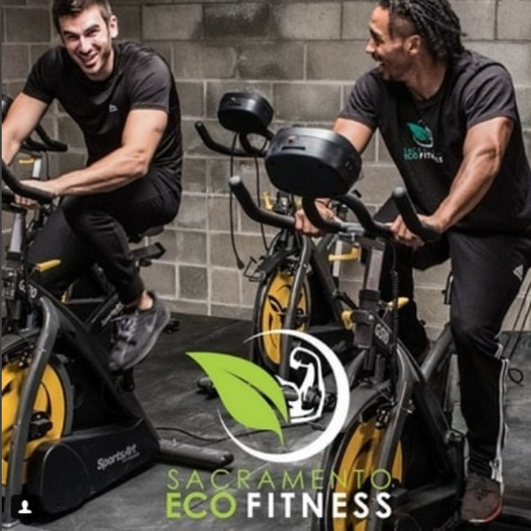 Sacramento Eco Fitness – workout and generate some electricity