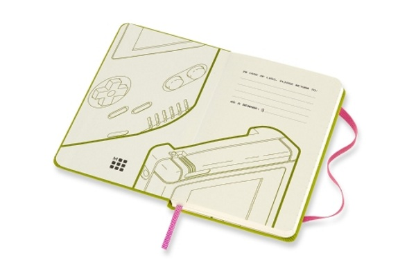 Super Mario Moleskin Notebook – classic gaming meets classic stationary