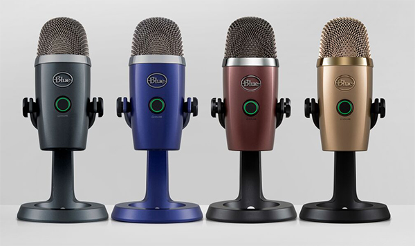 Blue Yeti Nano First Look!