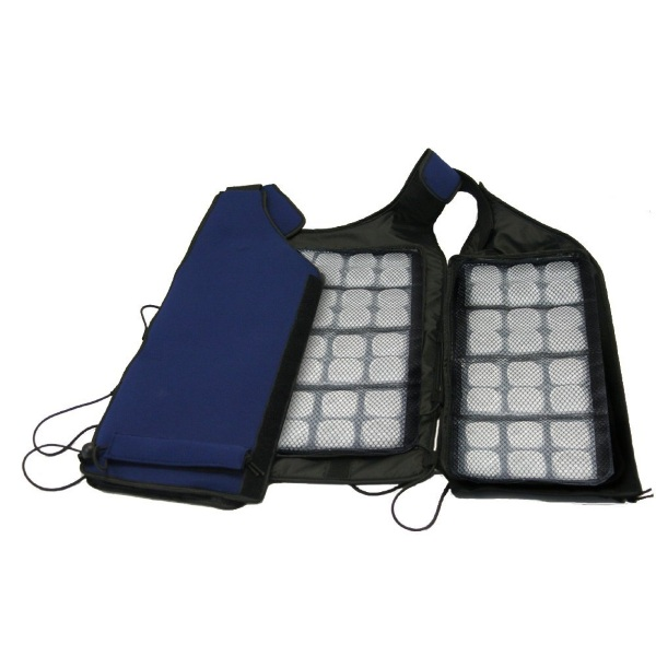 FlexiFreeze Ice Vest – the ice vest for active people