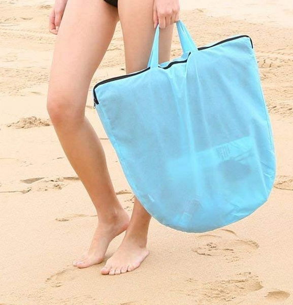Pop Up Portable Sun Shade – stay shady wherever you go